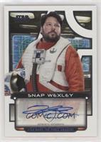 Greg Grunberg as Snap Wexley #/5