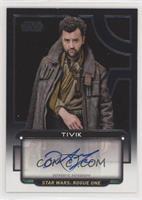 Daniel Mays as Tivik [Noted] #/415