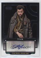 Daniel Mays as Tivik #/415