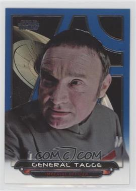2018 Topps Star Wars Galactic Files Reborn - [Base] - Blue #ANH-32 - General Tagge