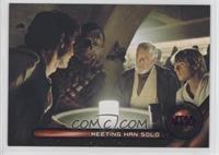 Meeting Han Solo #/99