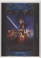 Star Wars: Return of the Jedi - Admiral Ackbar #/99