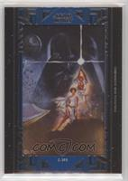 Star Wars: A New Hope - C-3PO #/99