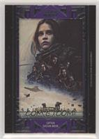 Cassian Andor - Rogue One: A Star Wars Story #/25