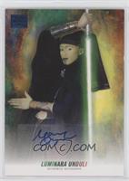 Mary Oyaya as Luminara Unduli #/50