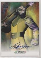 Steven Blum as Zeb Orrelios