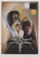 Luke Skywalker's Journey