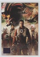 The Resistance Pilots #/99