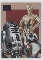 Droids of the Resistance #/99