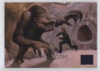 Fighting the Rancor #/99