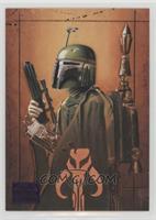 The Mandalorian Hunter #/99