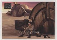 Rey Dines Alone