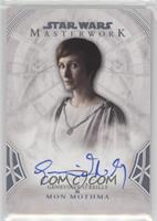 Genevieve O'Reilly as Mon Mothma /99