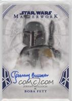 Jeremy Bulloch as Boba Fett #/99