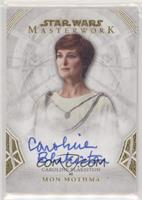 Caroline Blakistan as Mon Mothma /25