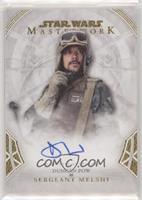Duncan Pow as Sergeant Melshi #/25