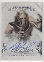 Matthew Wood as General Grievous /50