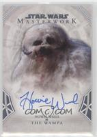 Howie Weed as The Wampa