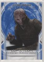 Supreme Leader Snoke [EX to NM]