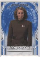 Commander D'Acy
