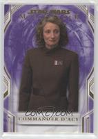 Commander D'Acy /50