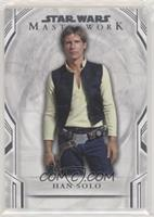 Short Print - Han Solo [EX to NM]