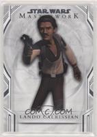 Short Print - Lando Calrissian