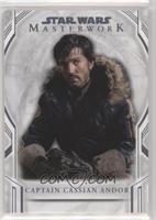 Short Print - Captain Cassian Andor