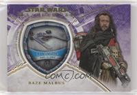 U-Wing - Baze Malbus #/50