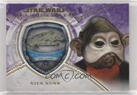The Millennium Falcon - Nien Nunb #/50