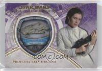 The Millennium Falcon - Princess Leia Organa #/50