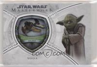 Anakin's Fighter - Yoda #/175