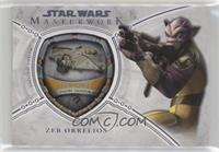 The Ghost - Zeb Orrelios #/175