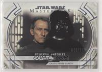 Darth Vader and Grand Moff Tarkin #/299
