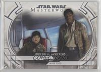 Finn and Rose Tico #/299