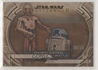 C-3PO and R2-D2 #/10