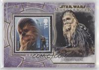 Chewbacca! (Chewbacca) #/50