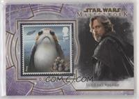 Ahch-To Island Porgs! (Luke Skywalker) #/50
