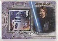R2-D2! (Anakin Skywalker) #/50