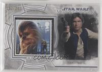 Chewbacca! (Han Solo) #/200
