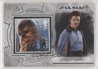 Chewbacca! (Lando Calrissian) #/200