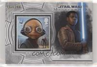 Maz Kanata's Castle! (Finn) [EX to NM] #/200