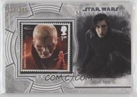 Supreme Leader Snoke and the First Order (Kylo Ren) #/200