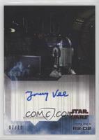 Jimmy Vee as R2-D2 #/10