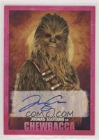 Joonas Suotamo, Chewbacca /99