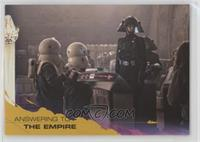 Answering to the Empire #/10