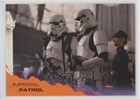 Imperial Patrol #/25