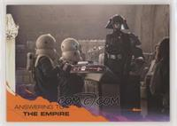 Answering to the Empire #/25