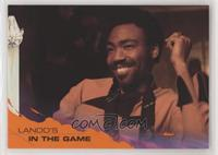 Lando's in the Game #/25