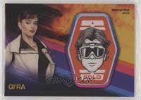 Han Solo Patch - Qi'ra #/10